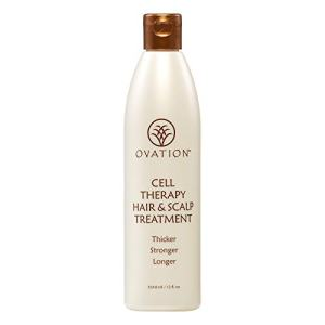 Ovation Cell Therapy Hair & Scalp Treatment - Get Thicker, Stronger, Longer