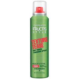 Garnier Fructis Style Texture Tease Dry Touch Finishing Spray