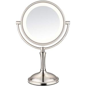 AmnoAmno LED Makeup Mirror-10x Magnifying