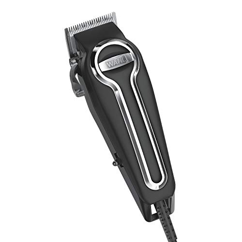 Wahl Clipper Elite Pro High-Performance Home Haircut & Grooming Kit for Men