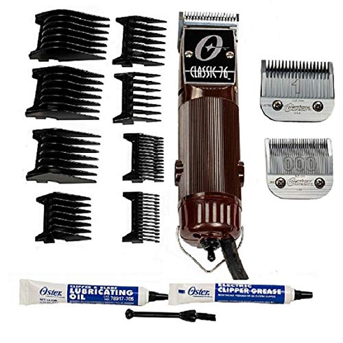 OSTER Classic 76 Hair Clipper Bundle - 2 items