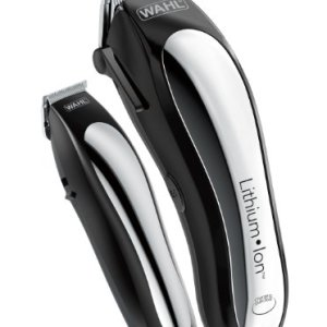 Wahl Lithium Ion Cordless Rechargeable Hair Clippers and Trimmers for men