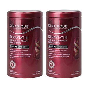 KeraViatin Hair & Scalp Health Supplement