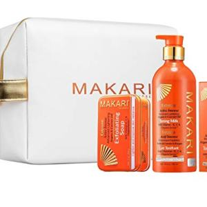 Makari Extreme Carrot & Argan Oil Skin Lightening, Brightening