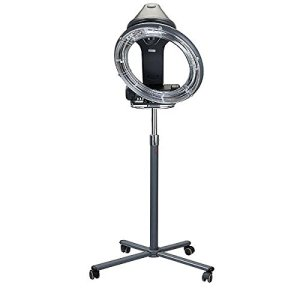 Orbiting Infrared Hair Dryer Standing Professional Salon Hair Dryer Spa