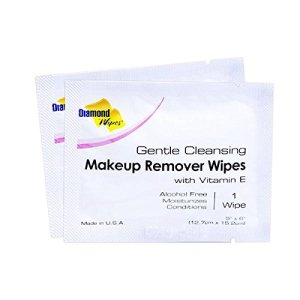 Gentle Makeup Remover Cleansing Face Wipes - Facial Towelettes