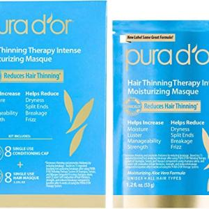 PURA D'OR Hair Thinning Therapy Intense Moisturizing Masque