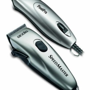 Andis Professional PivotPro SpeedMaster Hair Clipper and Beard Trimmer Combo