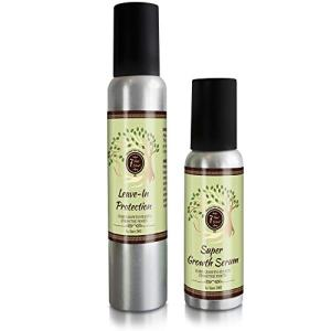 Leave-In Protection and Super Growth Serum Kit