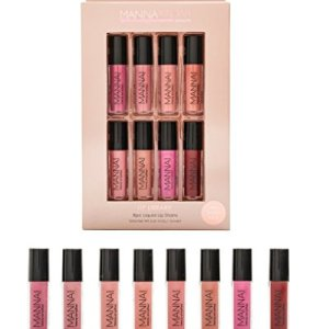 Manna Kadar Cosmetics Lip Glossary Gift Set