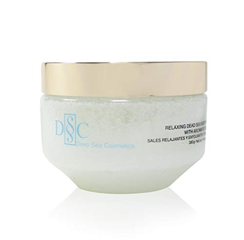 Deep Sea Cosmetics   Relaxing Body Salt Scrub   Body Scrub