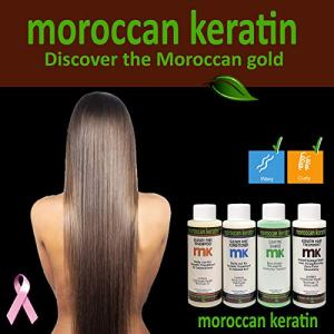 Moroccan Keratin Most Effective Brazilian Keratin Hair Treatment SET
