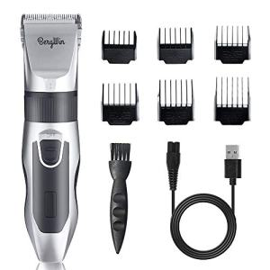 Hair Clippers, Low Noise Hair Clippers for Men Kids, Cordless Hair Clippers