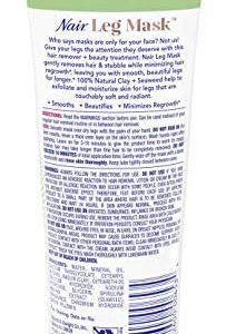 Nair Hair Remover Beauty Treatment Seaweed Leg Mask Best Offer