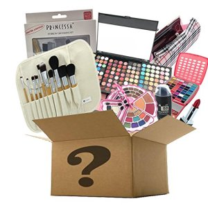 BR Makeup Surprise Mystery Box Gift Set - Exclusive All in One Makeup Set