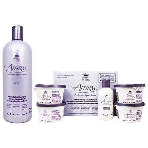 Avlon Affirm Normalizing Shampoo 32oz & Sensitive Scalp Relaxer