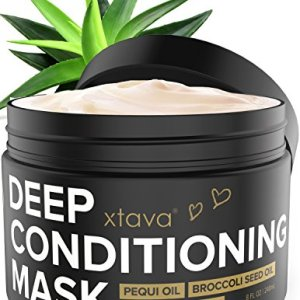 Xtava Deep Conditioning Hair Mask Treatment - 8 Fl.Oz Hydrating Cream