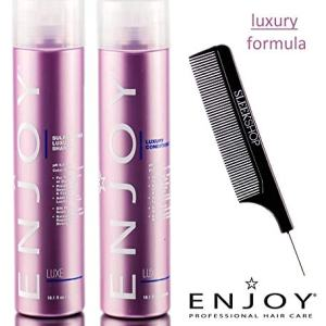 Enjoy LUXURY SHAMPOO & CONDITIONER Duo SET
