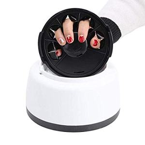 Nail Polish Remover Machine, 36W Portable Automatic Electric Steam Gel