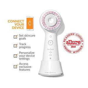 Clarisonic Mia Smart Sonic Facial Cleansing Brush, Use for Exfoliating