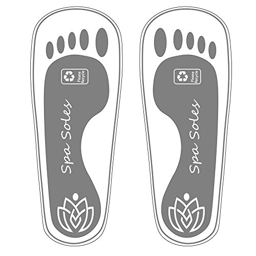 """500 Pair Grey Premium Eco Friendly Disposable Spa Soles Sticky Feet Protector Spa Soles are distinctive strapless """"stick on toes"""" that protects the only real of your foot. These disposable hygienic sandals connect to the only real of the foot with a """"pores and skin pleasant"""", adhesive. When completed, merely peel away from the underside of the foot and get rid of the sandal."""