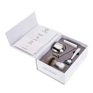 Luxury 4 Piece Shaving Gift Set for Men and Women