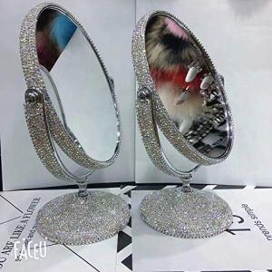 TISHAA Elegant Luxury Sophisticated Style Bling Bling Small White Crystal Diamond