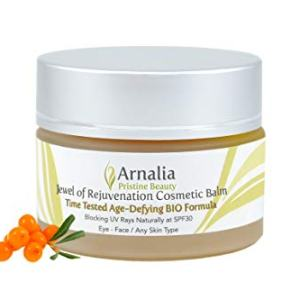 ARNALIA 100% Natural & Organic Wild Herbs, Eye&Face Cosmetic Skin Care Cream