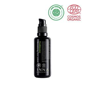Inna Organic Frankincense Face Lotion for Sensitive Skin, Children and Adults