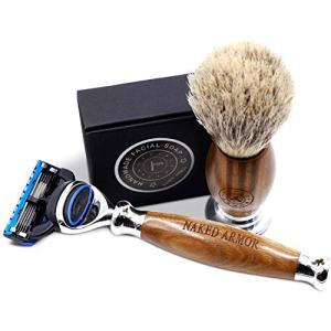 LUXURY RAZORS FOR MEN ~ SHAVING SET FOR MEN GIFT