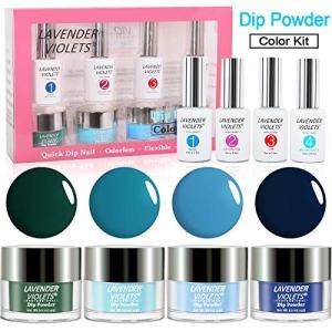 Dip Powder Nail Color Kit Acrylic Dipping Mani