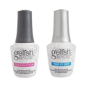 Gelish Dynamic Duo Soak Off Gel Nail Polish