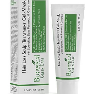 HAIR LOSS TREATMENT Mask. Anti-DHT and Alopecia Prevention