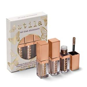 stila All That Shimmers Shimmer & Glow Liquid Eye Shadow Set