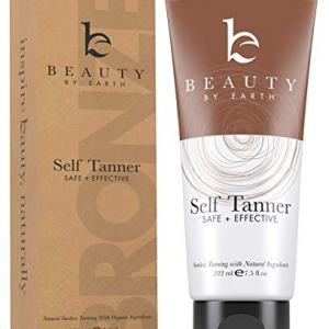 Self Tanner with Organic & Natural Ingredients, Tanning Lotion