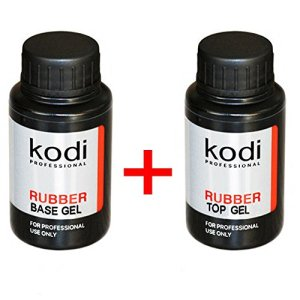 Kodi Professional Rubber Base + Rubber Top 30 ml. 1.06 oz 2pcs.