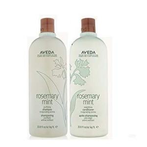 Aveda Rosemary Mint Shampoo Conditioner
