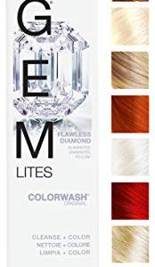 Celeb Luxury Gem Lites Colorwash: Flawless Diamond Eliminate Unwanted Yellow
