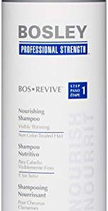 Bosley Bos Revive Nourishing Shampoo for Visibly Thinning
