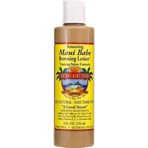 Maui Babe - Tanning Salon Formula