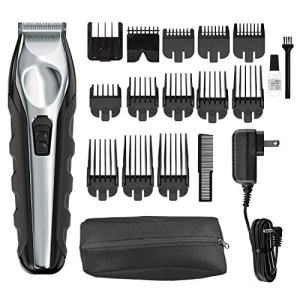 Wahl Lithium Ion Total Beard Trimmer, Facial Hair Clippers