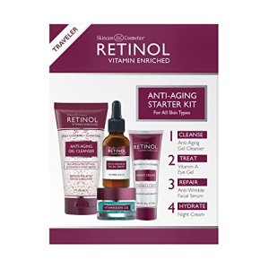 Retinol Anti-Aging Starter Kit - The Original Retinol For a Younger Look