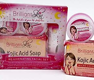 Brilliant Skin Essentials Kojic Rejuvenating Facial Set