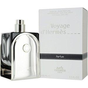 Hermes Voyage D'Hermes For Unisex - 3.3Oz Pure Perfume Spray