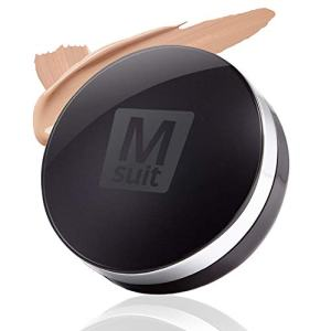 LOVLUV M Suit Cushion Foundation Makeup for Men. K Beauty Cream Foundation