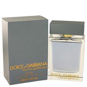 D&G The One GentleMen 3.4 Fl. oz. Eau De Toilette Spray Men by Dolce Gabbana