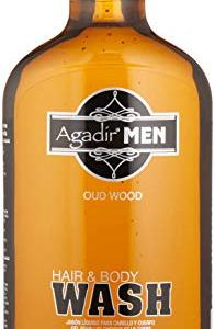 AGADIR Men Hair And Body Wash