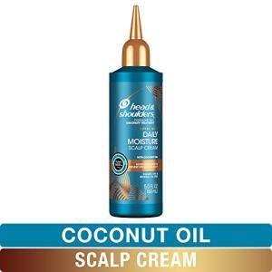 Head and Shoulders Scalp Cream Treatment, Daily Moisture, Anti Dandruff