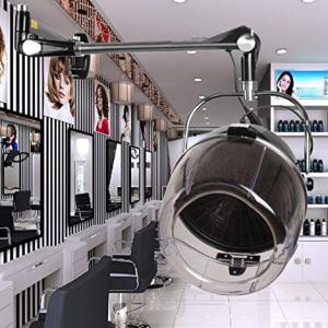 Ridgeyard Wall Mounted Adjustable 900W Professional Salon Beauty Hair Dryer