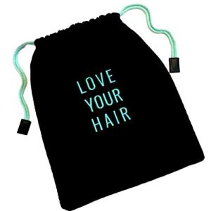 HAIR DRYER BAG - Storage Organizer For Styling Tools - With Internal Compartment